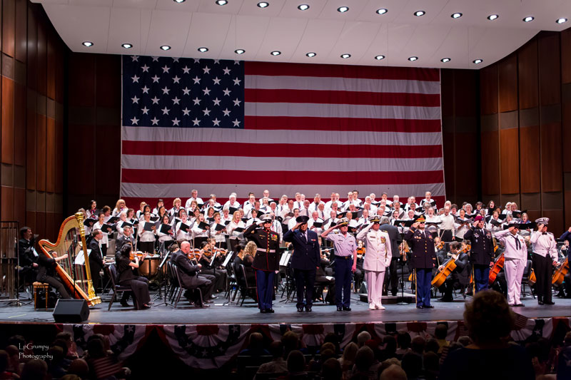 Plano Symphony Pops Goes the Fourth