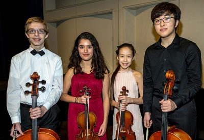 Encore Youth - Young Artists Competition