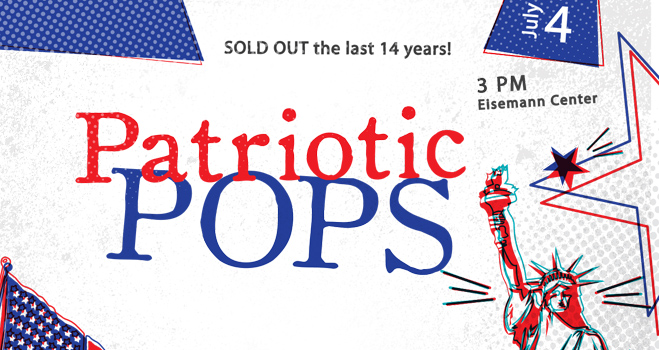 Plano Symphony Patriotic Pops - July 4