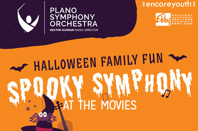 Spooky Symphony at the Movies by Plano Symphony Orchestra